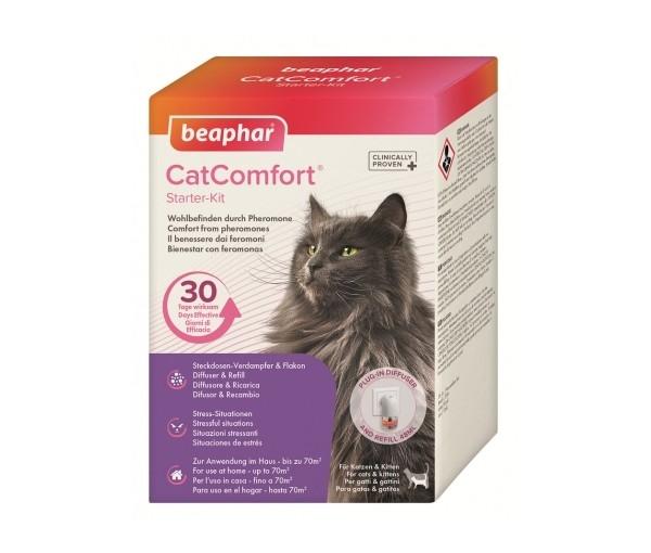feromoner för katt