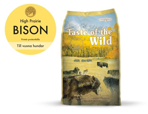 TASTE OF THE WILD BISON