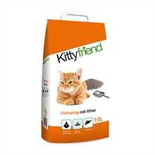 Kitty Friend klumpbildande 10 L