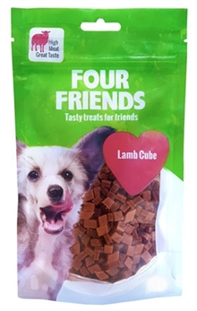 Fourfriends Lamb cube 100g