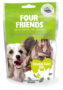 FourFriendsChicken Twist 100gr