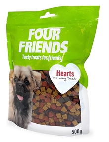 Four Friends Hearts 500gr