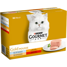 Gourmet Gold i mousse 12-p