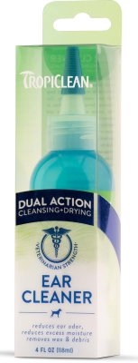 Tropiclean EarWash DualAction 118ml