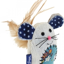 Tabby Chic Catnip Mouse