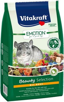 Vitakraft Emotion Chinchilla 600g