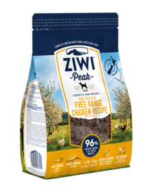 ZiwiPeak Dog air-dried kyckling 1kg
