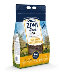 ZiwiPeak Dog air-dried kyckling 4kg