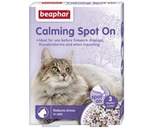 Beaphar Calming Spot On katt 3xdoser