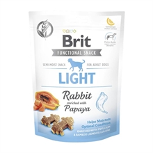 Brit Functional light kanin & papaya 150g