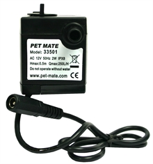 Cat Mate Vattenpump till Pet Fountain