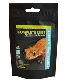 Crested Gecko Complete diet Tropical Fruit & insect 60g
