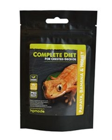 Crested Gecko Complete diet Papaya, banana & honey 60g
