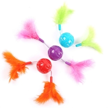 Feather twizzler 3-pack