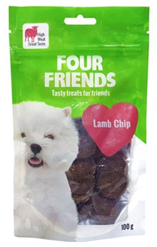 Four Friends Lamb chip 100g