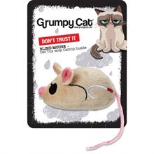 "Grumpy Cat Blind Mouse ""Don´t trust it"""