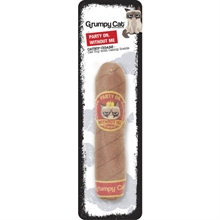 "Grumpy Cat Cigar ""Party on without me"""