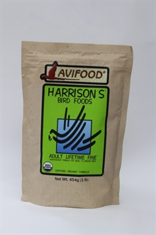 Harrisons Adult Lifetime Fine 450g
