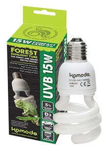 UVB-lampa forest 5%