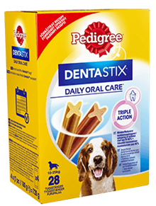 Pedigree Dentastix Medium 720gr 28-p