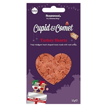 Julgodis Luxury Turkey hearts 50g