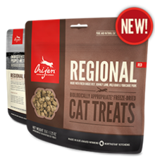 Orijen Cat treats Regional Red 35g