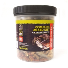 Turtle food, mixed