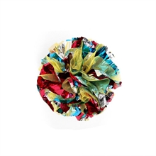 Supersize crinkle ball 11cm