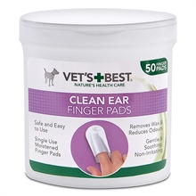 Vet´s Best Clean Ear pads 50-p