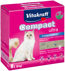 Vitakraft Compact Ultra Plus 8kg