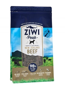 ZiwiPeak Dog air-dried beef 2,5kg