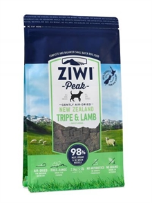 ZiwiPeak Dog air-dried vom & lamb 1kg